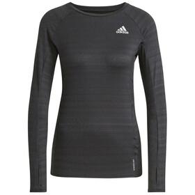 adidas Adi Runner LS Shirt Women, negro